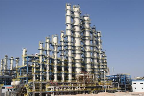 神华宁煤集团烯烃二期项目丁二烯超限塔设备