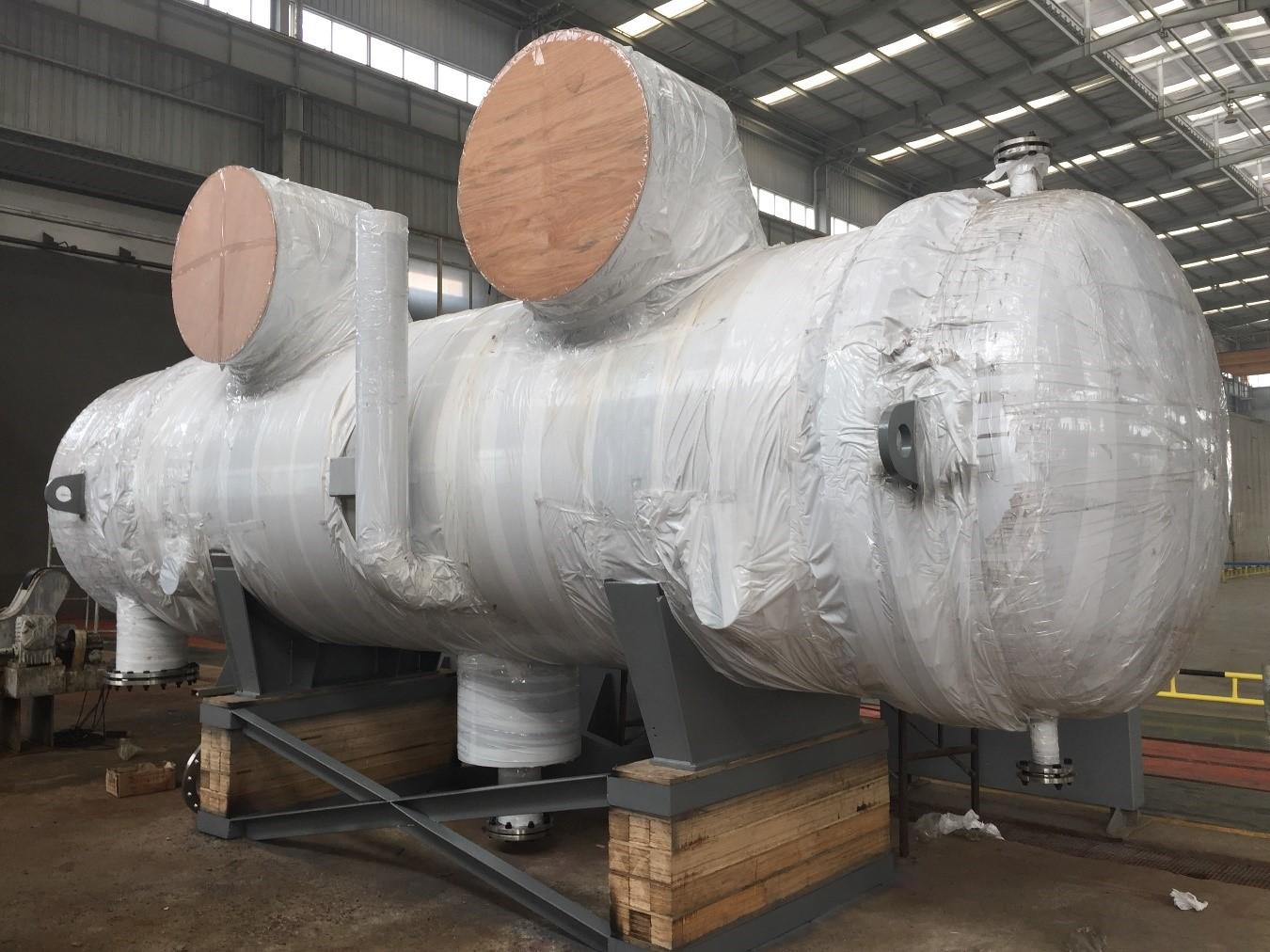 1.5万吨日处理量海水淡化装置