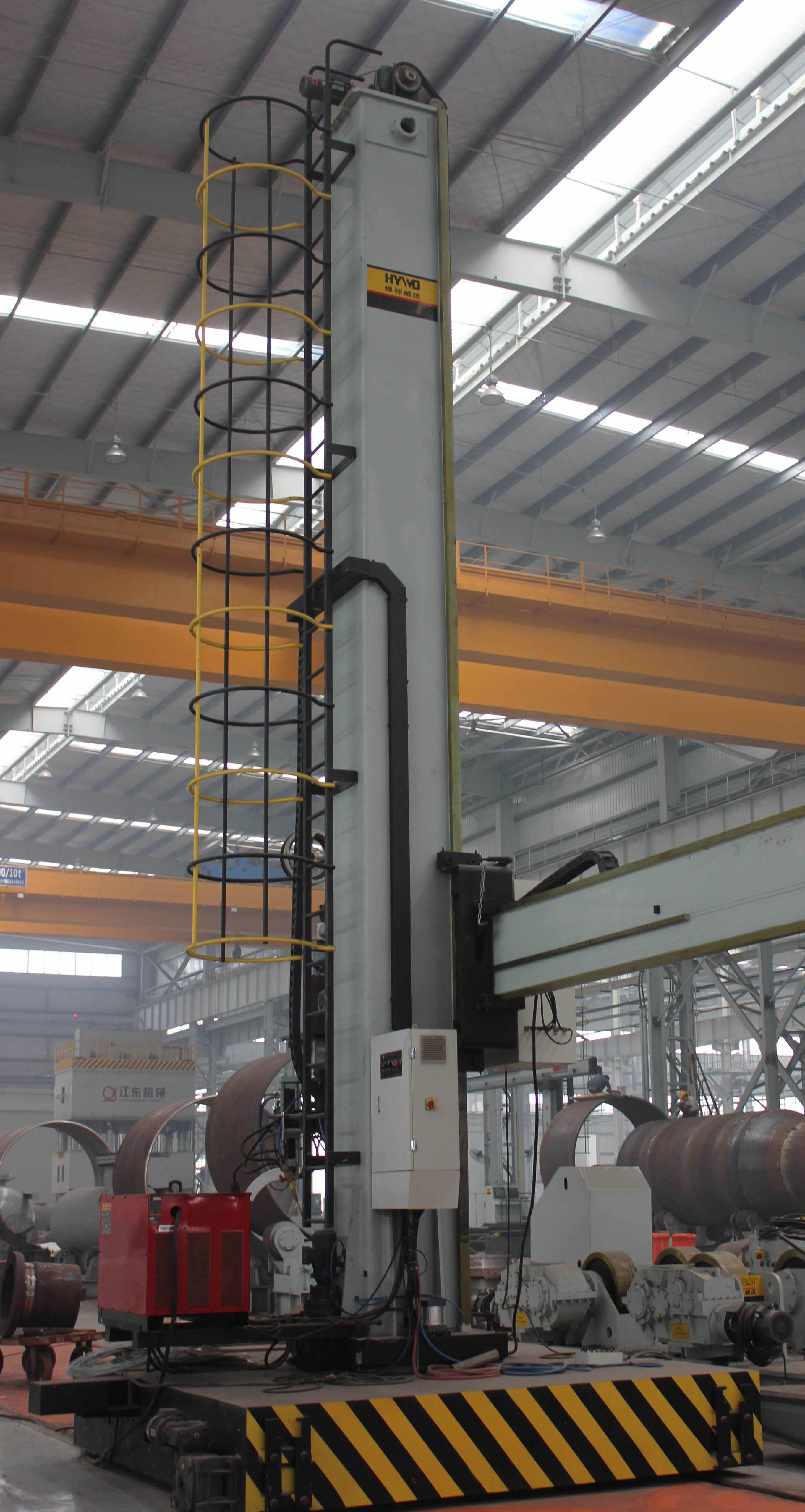 窄間隙焊接系統