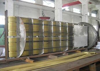 銅管換熱器-低壓加熱器